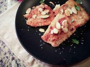 Pastrmka sa bademom - Recepti i Kuvar online