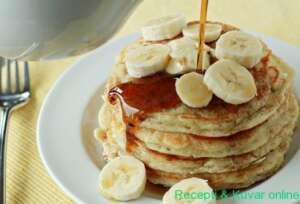 Američke palačinke sa bananom - Recepti i Kuvar online