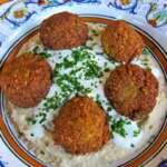 Ćufte od leblebije (Falafel) - Recepti i kuvar online