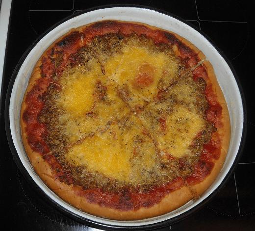 Pizza tuna - Sandra Stojiljković Cvetković