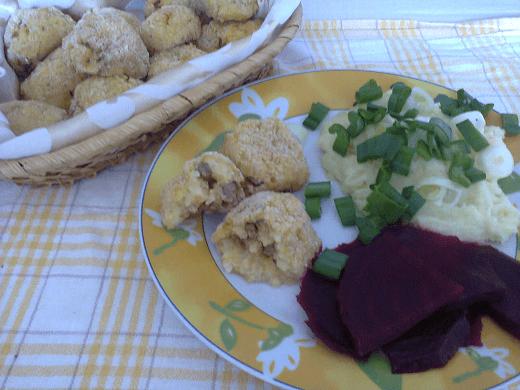 Punjene loptice od pirinča - Marija Mirković