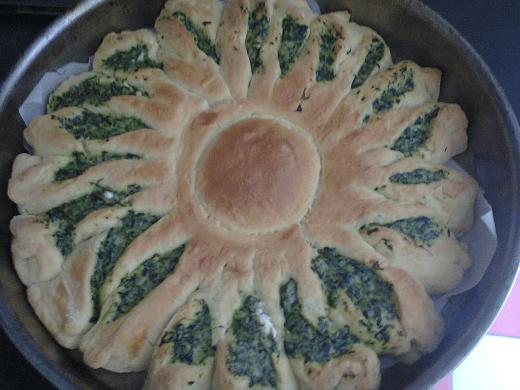 Sunce pita sa spanaćem - Marija Mirković