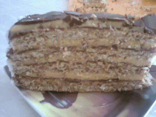 Greta Garbo torta - Marijana Budimirović