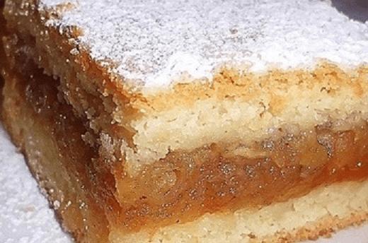Lenja pita sa jabukama - Ana Vuletić