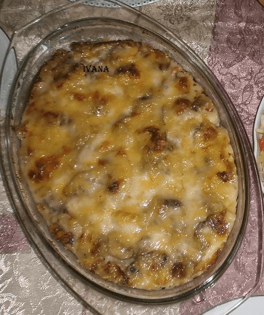 Mleveno meso sa povrćem u umaku - Ivana Pešić