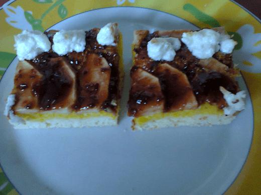 Plitka pita od jabuka - Marijana Budimirović
