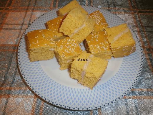 Kocke sa šunkom - Ivana Pešić