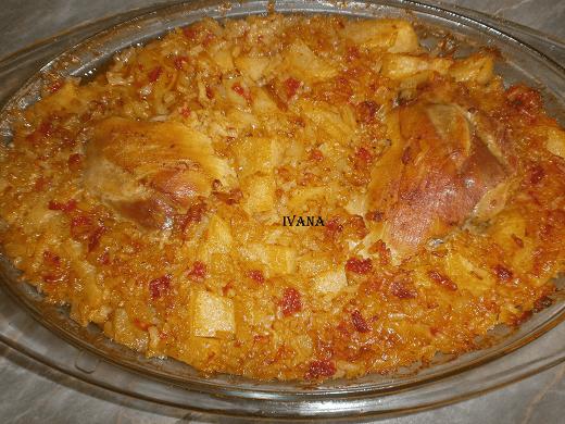 Đuveč sa batacima - Ivana Pesić - Recepti i Kuvar online