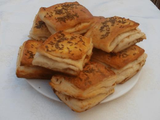 Pogačice sa čvarcima - Zuzana Grnja - Recepti i Kuvar online