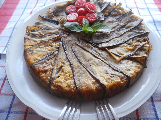 Slana torta od patlidžana i špageta - Marina Ignjatović - Recepti i Kuvar online