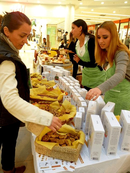 FoodArt u Delta City-ju - Recepti-i-kuvar-online-png