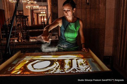 Slikanje peskom - umetnica Andjelka Milovanovic - Recepti-i-kuvar-online-png