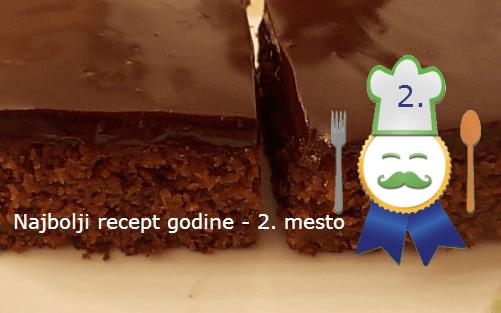 Kolač sa džemom od kasjija - najbolji recept 2014. godine - 2. mesto - Ana Vuletić - Recepti i Kuvar online
