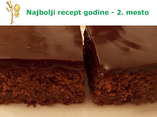 Kolač sa džemom od kajsija - najbolji recept 2014. godine - 2. mesto - Ana Vuletić - Recepti i Kuvar online