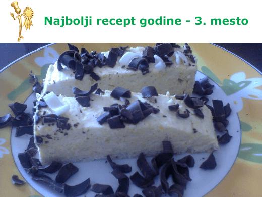 Kremasta torta od lešnika - najbolji recept 2014. godine - 3. mesto - Marija Mirković - Recepti i Kuvar online