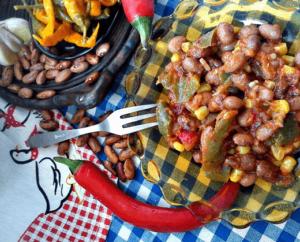 Pasulj a la Mexikana - Kristina Gašpar - Recepti i Kuvar online