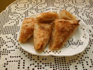 Slatki trokutići od bundeve - Slađana Šćekić - Recepti i kuvar online
