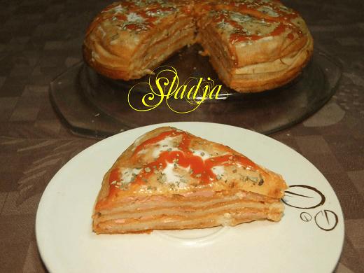 Tomatelo tortica - Slađana Šćekić - Recepti i Kuvar online
