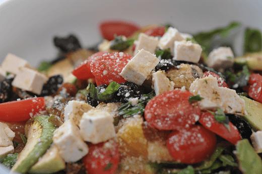 Obrok salata Beautiful girls - by Toni Radić - Recepti i Kuvar online