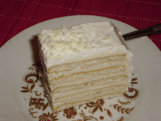 Bela keks torta - Jelena Nikolić - Recepti i Kuvar online