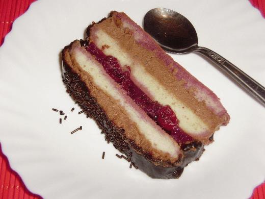 Čokoladna torta sa višnjama - Jelena Nikolić - Recepti i Kuvar online