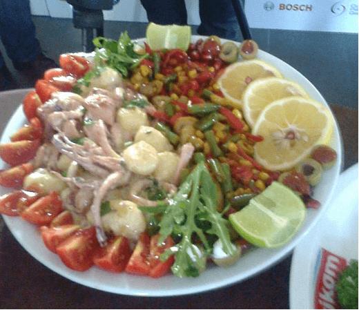 Karavan lignje - Sandra Marković - Recepti i Kuvar online