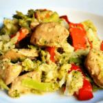 Piletina sa povrćem - Javorka Filipović - Recepti i Kuvar online