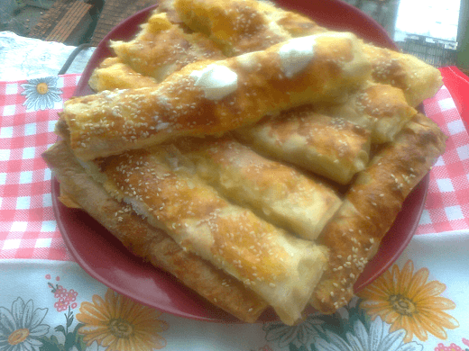 Pita sa mladim sirom - Suzana Mitić - Recepti i Kuvar online