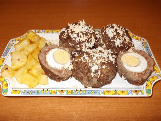 Škotska jaja od mlevenog mesa - Ljiljana Stanković - Recepit i Kuvar online