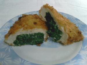 Belo meso sa spanaćem u čipsu - Angela Kiš - Recepti i Kuvar online
