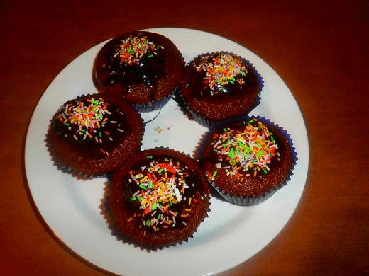 Mafini sa čokoladom - Verica Poznanović - Recepti i Kuvar online