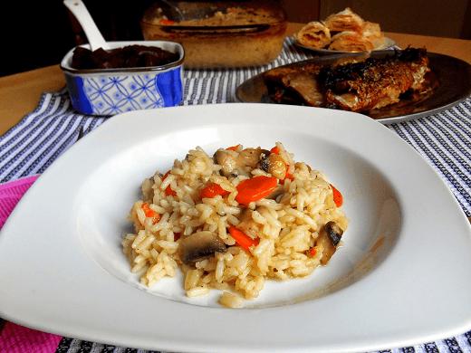 Posni rižoto - Javorka Filipović - Recepti i Kuvar online
