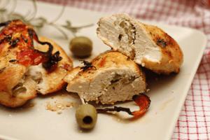 Punjena piletina - Jelena Popović Đorđević - Hrana, piće, priče