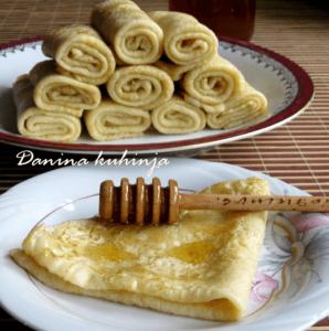 Palačinke - Dana Drobnjak - Recepti i Kuvar online