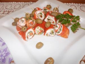 Rolnice od paprika - Ljiljana Stanković - Recepti i Kuvar online